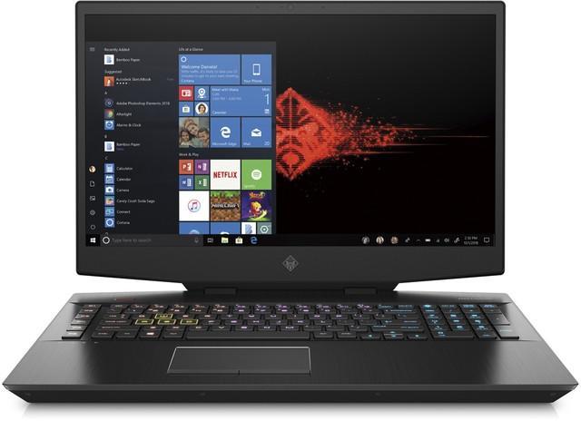 "HP OMEN Laptop 17-cb1894nz RTX 2070 (8 GB) i7-10750H/16 GB/512 GB SSD/17,3"" FHD/Win 10"