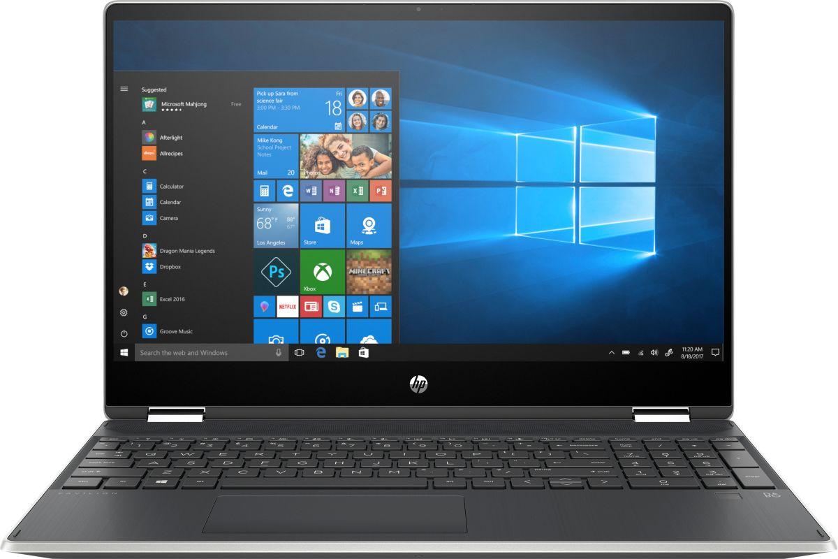 HP Pavilion x360 Convertible 15-dq1775ng i7-10510U