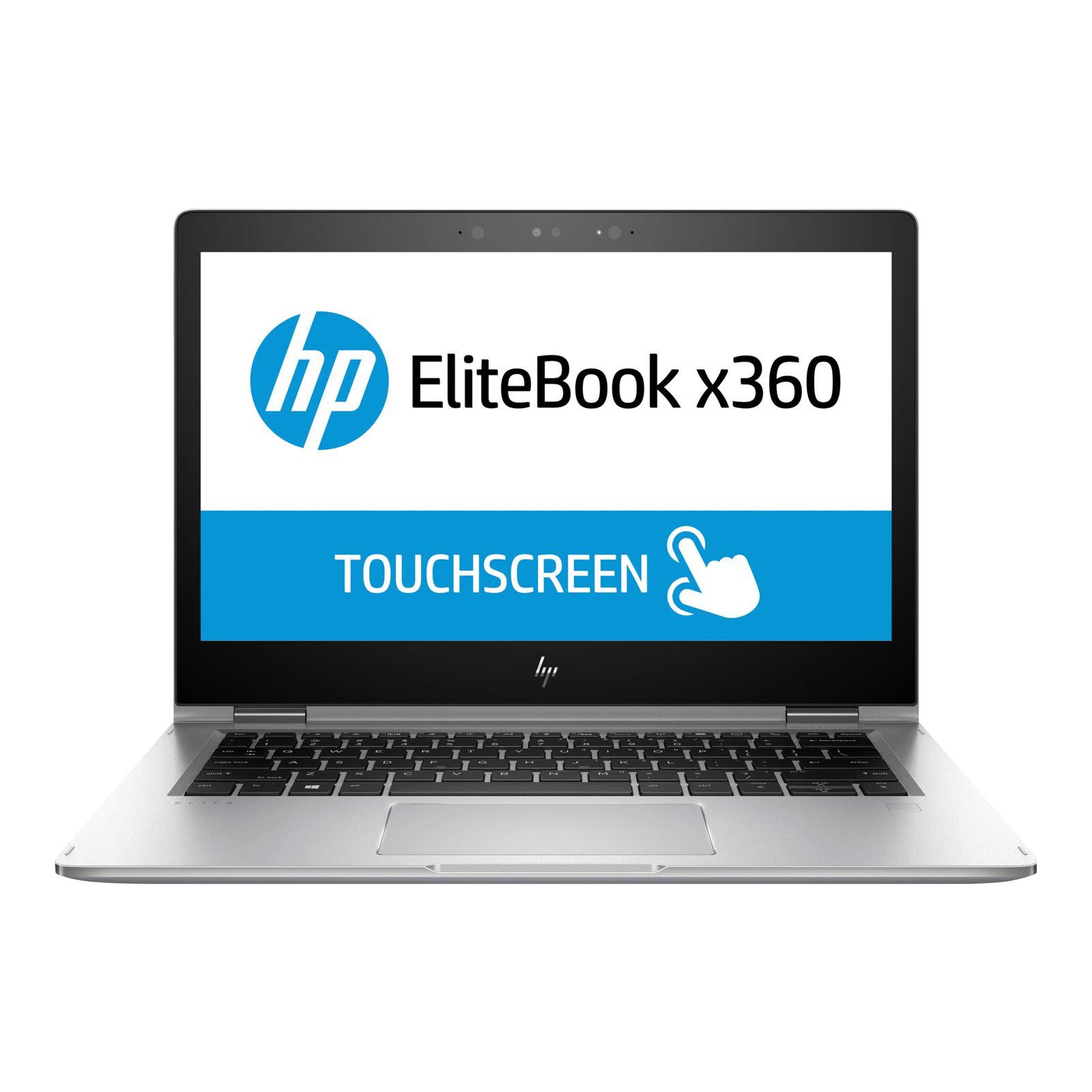 Rabljen prenosnik HP EliteBook x360 1030 G2 / i5 / RAM 8 GB / SSD Disk / 13,3″ / FHD